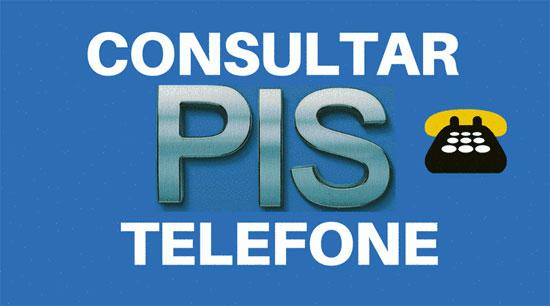 Número do PIS: Telefone
